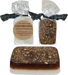 Oatmeal Cinnamon Soap Bar 4oz.