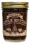 Cooper's Mill Olde Time NO SUGAR ADDED Apple Butter 8.5 Oz