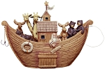 Noah's Ark by Blossom Bucket