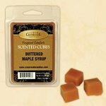 Buttered Maple Syrup Scented Cubes