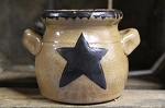 Star Pottery Crock