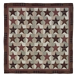 Abaline Star KING Quilt 97