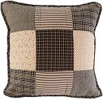 "Kettle Grove Quilted Pillow Cover 16"" x 16"""