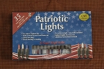 35 Count Patriotic Light Strand