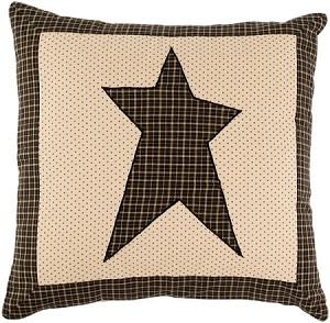 "Kettle Grove Pillow Cover - STAR 16"" x 16"""