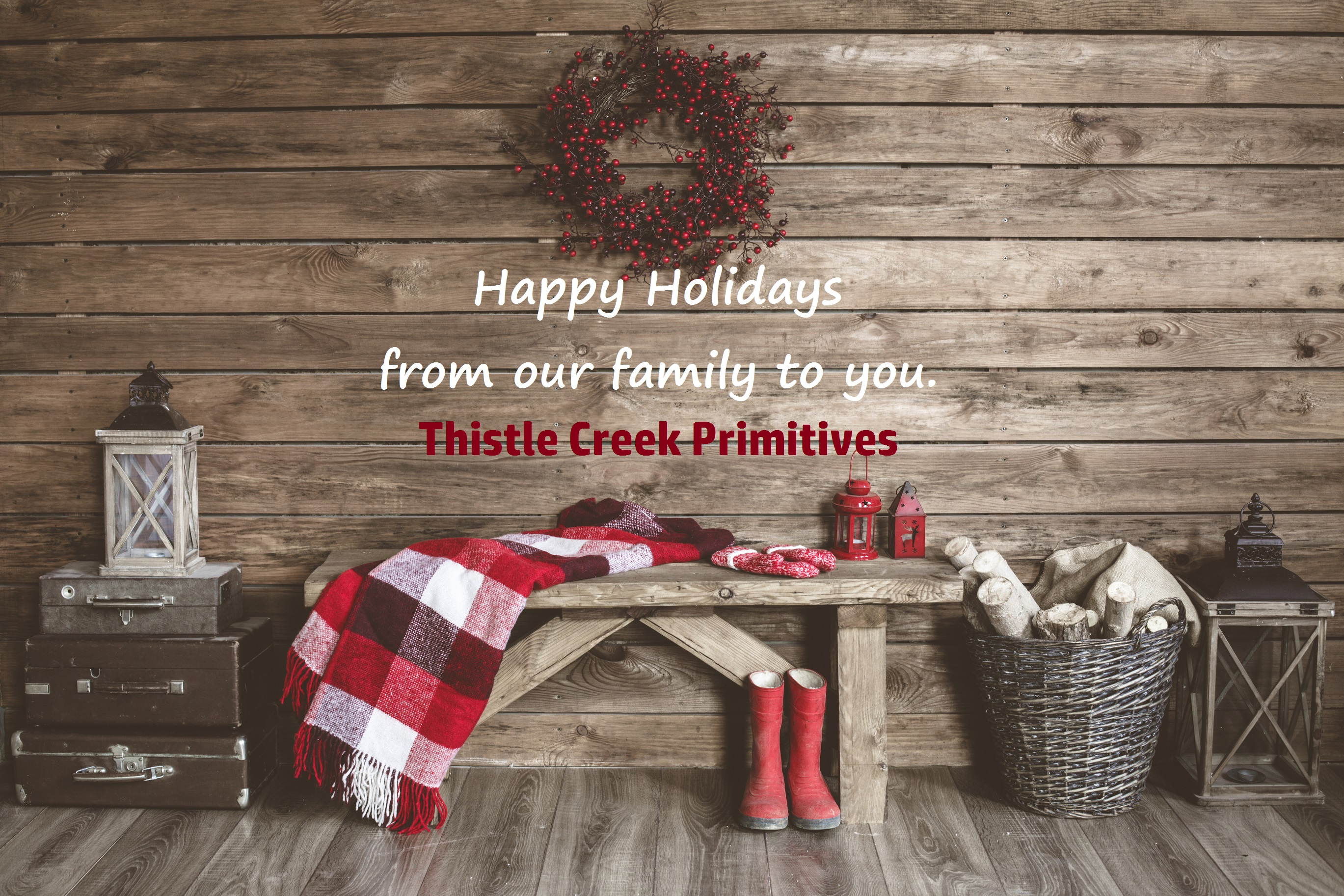 Thistle Creek Primitives - Country Home Decor and Gifts